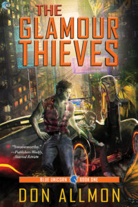 Buy The Glamour Thieves by Don Allmon on Amazon