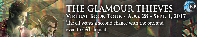 Follow The Glamour Thieves by Don Allmon Tour