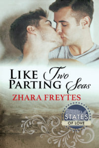 Buy Like Two Parting Seas by Zhara Freytes on Amazon
