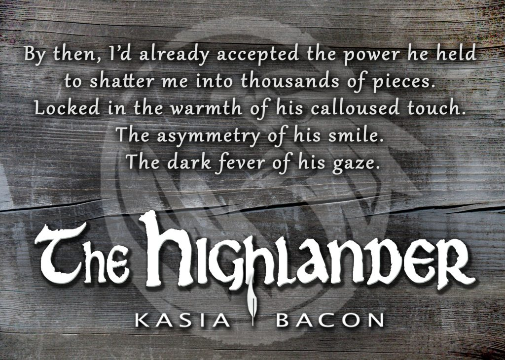 The Highlander by Kasia Bacon
