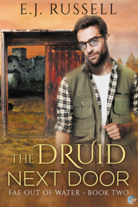 Buy The Druid Next Door by E.J. Russell on Amazon