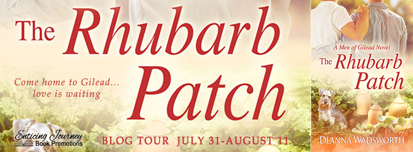 Buy The Rhubarb Patch by Deanna Wadsworth on Amazon