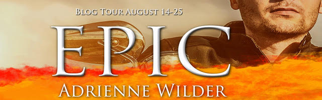 Get EPIC by Adrienne Wilder on Amazon & Kindle Unlimited