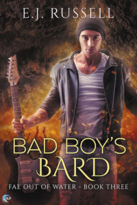 Buy Bad Boy's Bard by E.J. Russell on Amazon