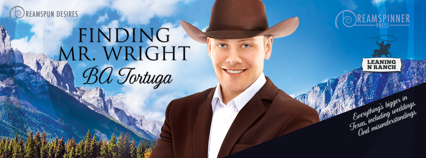 Buy Finding Mr. Wright by BA Tortuga on Amazon