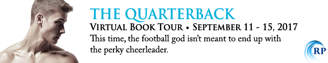 Buy The Quarterback by Mackenzie Blair on Amazon