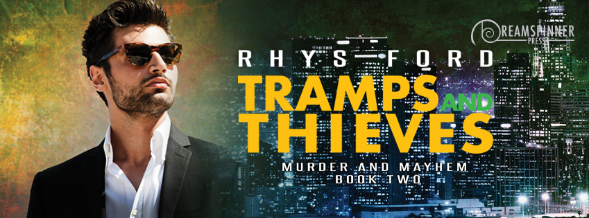 Buy Tramps and Thieves by Rhys Ford on Amazon