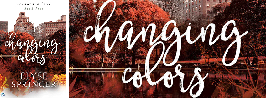 Buy Changing Colors by Elyse Springer on Amazon