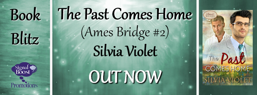 Get The Past Comes Home by Silvia Violet on Amazon & Kindle Unlimited