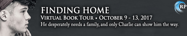 Finding Home by Garrett Leigh Tour