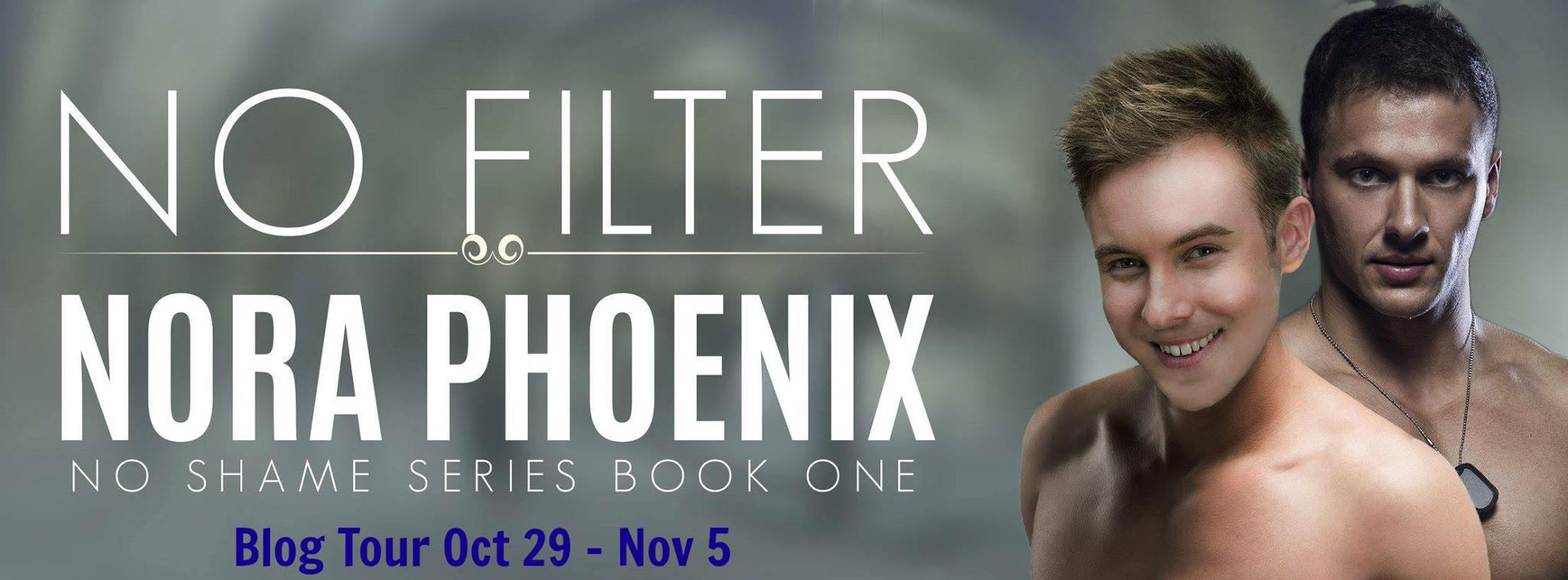 Get No Filter by Nora Phoenix on Amazon & Kindle Unlimited
