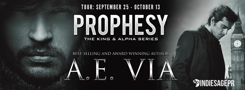 Buy Prophesy by A.E. Via on Amazon