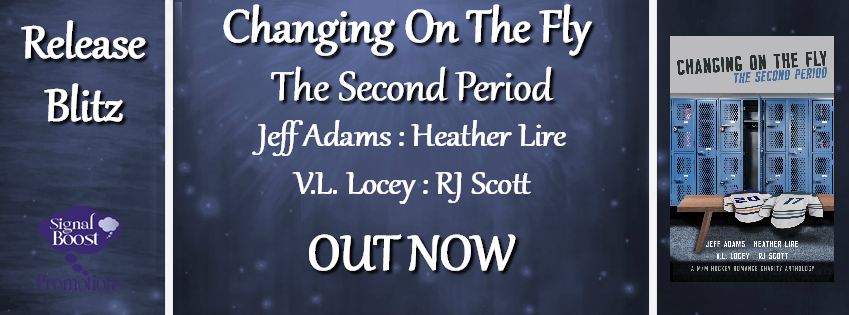 Buy Changing on the Fly by Jeff Adams, Heather Lire, V.L. Locey, & RJ Scott on Amazon