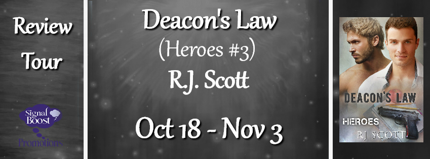 Buy Deacon's Law by R.J. Scott on Amazon