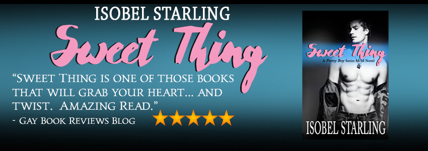 Get Sweet Thing by Isobel Starling on Amazon & Kindle Unlimited