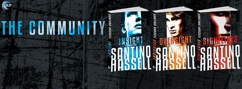 Buy Sightlines by Santino Hassell on Amazon