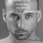 Trusting Him by Laura N. Andrews