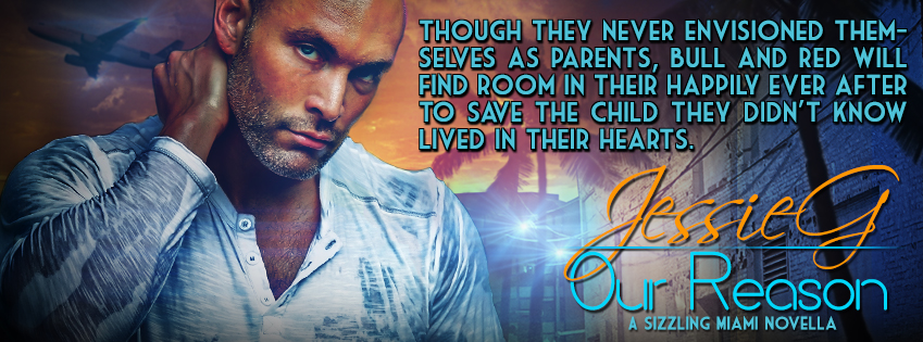 COVER REVEAL: Our Reason by Jessie G