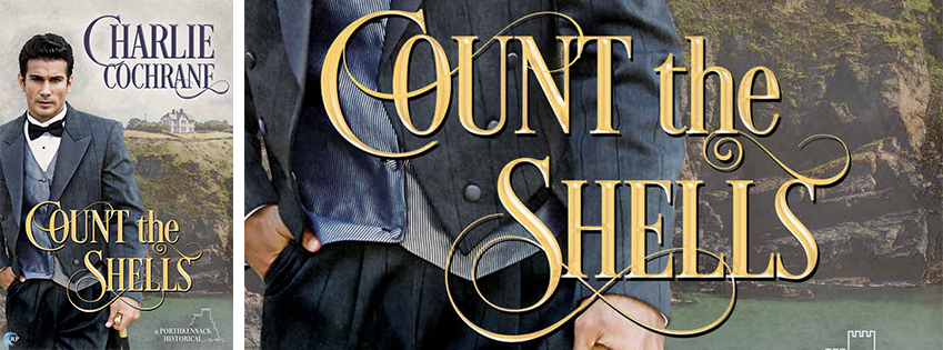 Buy Count the Shells by Charlie Cochrane on Amazon