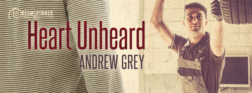 DUELING REVIEWS: Heart Unheard by Andrew Grey