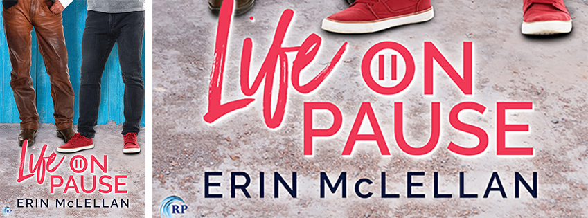 Buy Life on Pause by Erin McLellan on Amazon