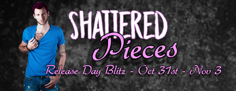 Get Shattered Pieces by K.M. Neuhold on Amazon & Kindle Unlimited