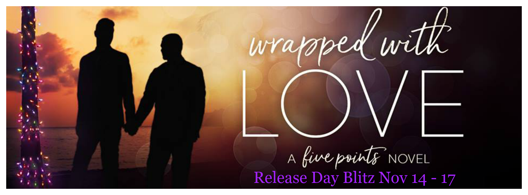 Get Wrapped with Love by Beth Bolden on Amazon & Kindle Unlimited