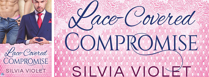 Buy Lace-Covered Compromise by Silvia Violet on Amazon