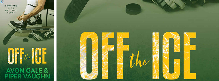 Buy Off the Ice by Avon Gale and Piper Vaughn on Amazon