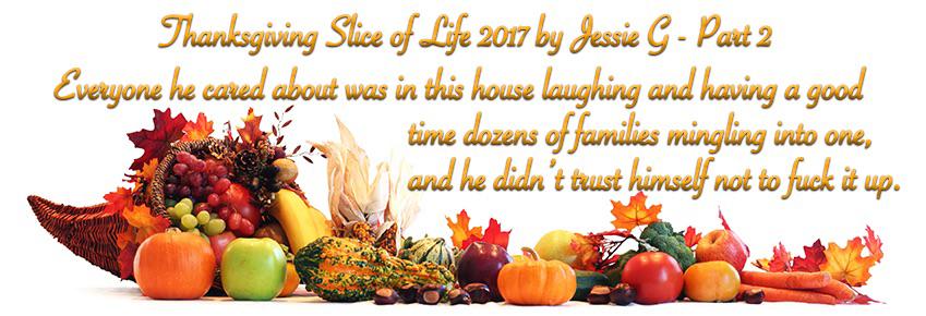 SoL17: Happy Thanksgiving pt 2