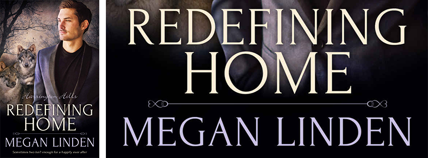 Buy Redefining Home by Megan Linden on Amazon