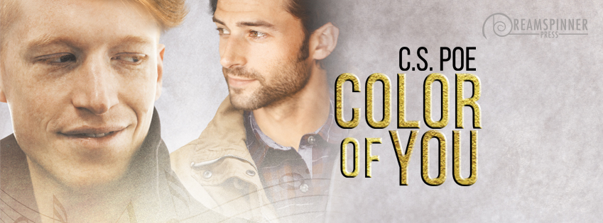 Buy Color of You by C.S. Poe on Amazon