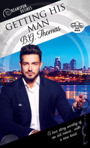 Buy Getting His Man by B.G. Thomas on Amazon