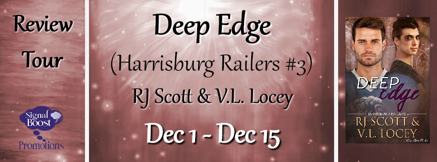 Buy Deep Edge by R.J. Scott and V.L. Locey on Amazon