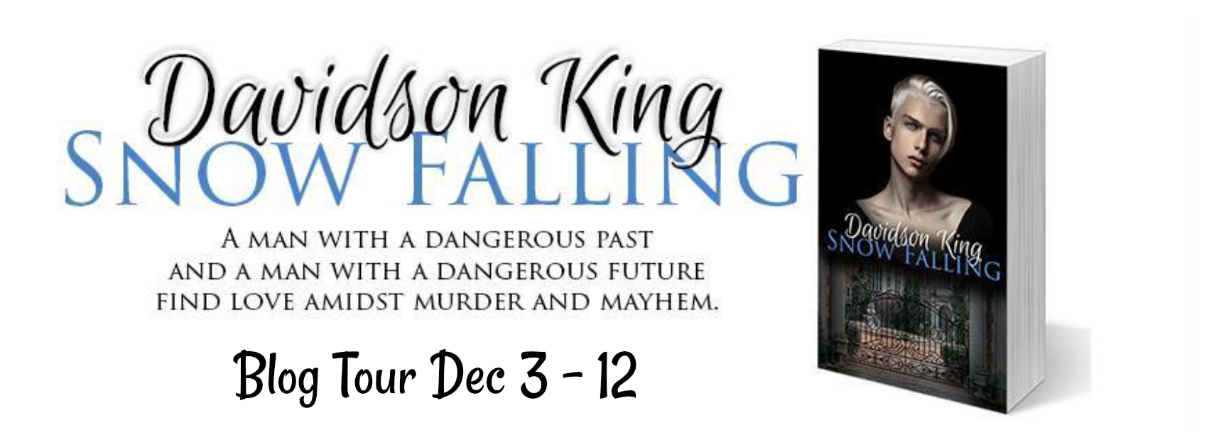 Get Snow Falling by Davidson King on Amazon & Kindle Unlimited