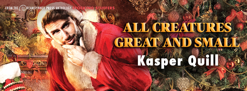 Buy All Creatures Great and Small by Kasper Quill on Amazon