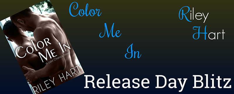 NEW RELEASE REVIEW: Color Me In by Riley Hart