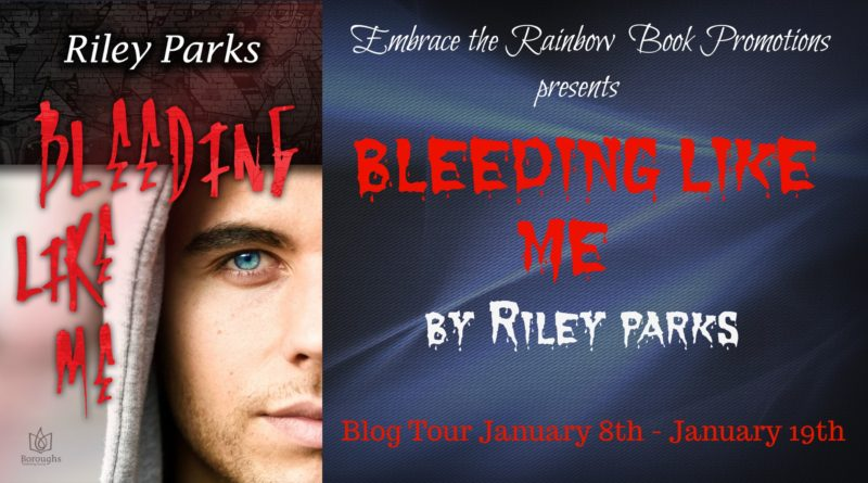 Buy Bleeding Like Me by Riley Parks on Amazon