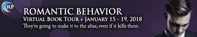 Follow the tour for Romantic Behavior by L.A. Witt & Cari Z.