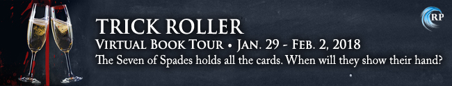 Follow the tour for Trick Roller by Cordelia Kingsbridge