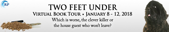 Follow the tour for Two Feet Under by Charlie Cochrane