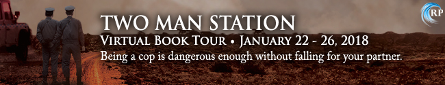 Follow the tour for Two Man Station by Lisa Henry