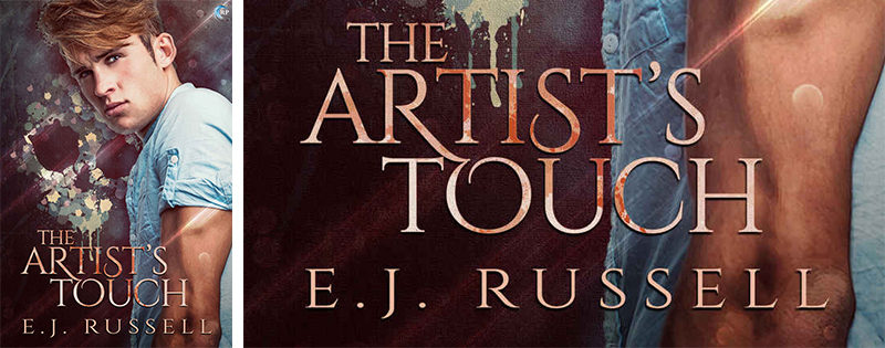 BLOG TOUR: The Artist's Touch by E.J. Russell