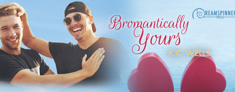NEW RELEASE REVIEW: Bromantically Yours by K.C. Wells