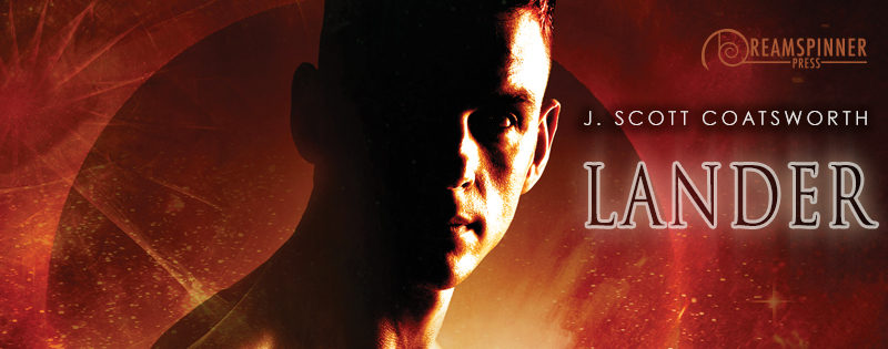 NEW RELEASE REVIEW: Lander by J. Scott Coatsworth