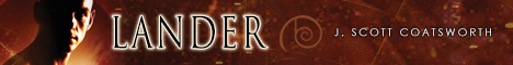 Buy Lander by J. Scott Coatsworth on Amazon