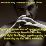 Passion Punched King by Lisa Oliver