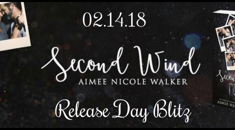 BLOG TOUR: Second Wind by Aimee Nicole Walker