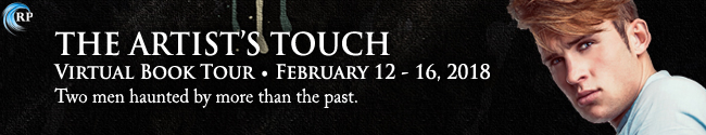 Follow the tour for The Artist's Touch by E.J. Russell