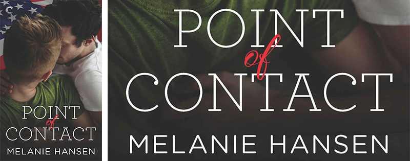 NEW RELEASE REVIEW: Point Of Contact by Melanie Hansen